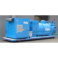 Hourly rental suction unit S40/8m3 / NO FUEL