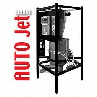 Ciklonski avtomatski izločevalec odpadkov /  Cyclonic automatic eliminator of waste